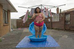 Louisa Afoa, Blue Clam